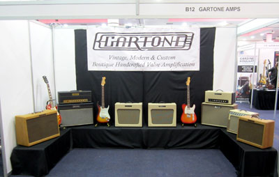 Gartone Amps Stand