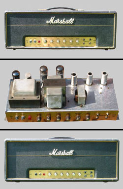 Gartone Amps - Custom Made guitar and bass amplifiers  Valve amps